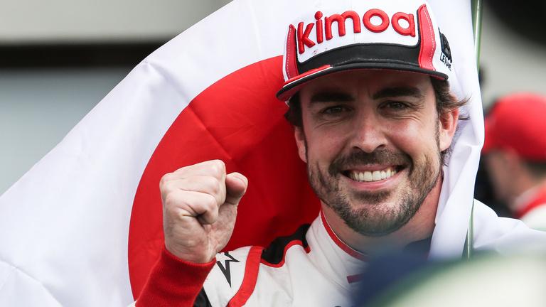 Alonso belátta, mekkora kiváltság a Forma–1