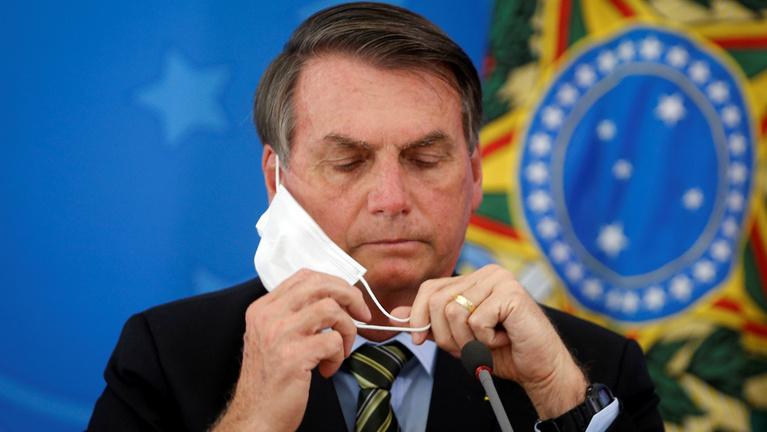 Bolsonaro addig nem vette komolyan a koronavírust, hogy ő is elkapta
