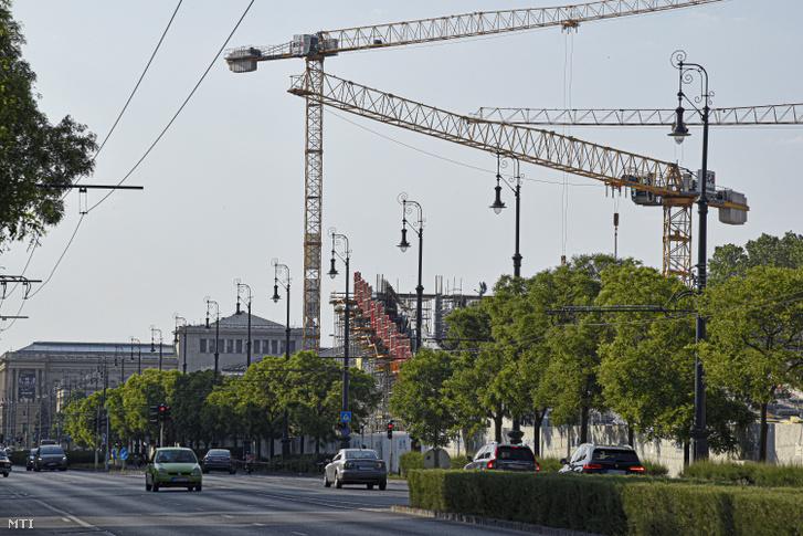Hatmilliárddal drágult az új Néprajzi Múzeum építése