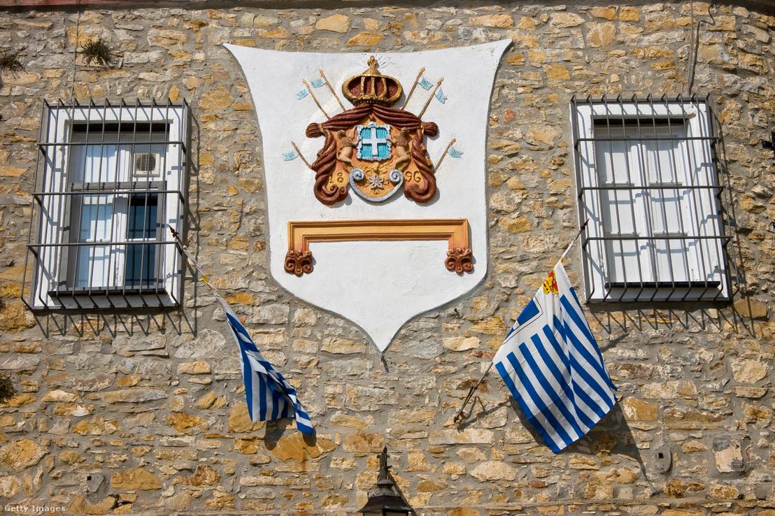 Seborga zászlója és címere