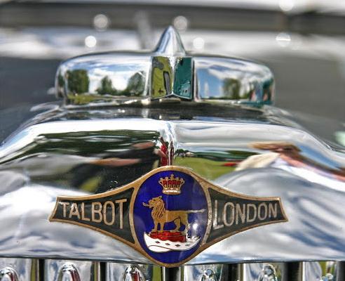 """Oké, angol. A Talbot az """"telbüt"""""""