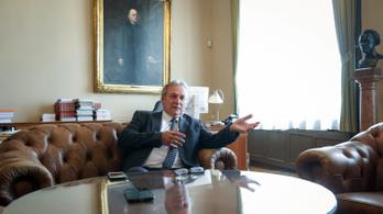 Talán akadémiai elnökként fogad majd Orbán