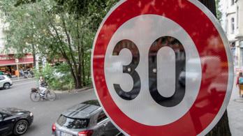 Az igazi különbség a 30-as és az 50-es sebesség között
