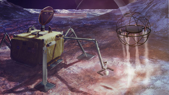 Gőzhajtású ugráló robotokkal deríthetjük fel a Naprendszer jeges holdjait
