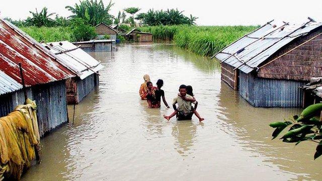 Hogy kezelik a katasztrófákat Ázsiában?