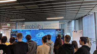 Mobility-Győr Digitális Élményközpont