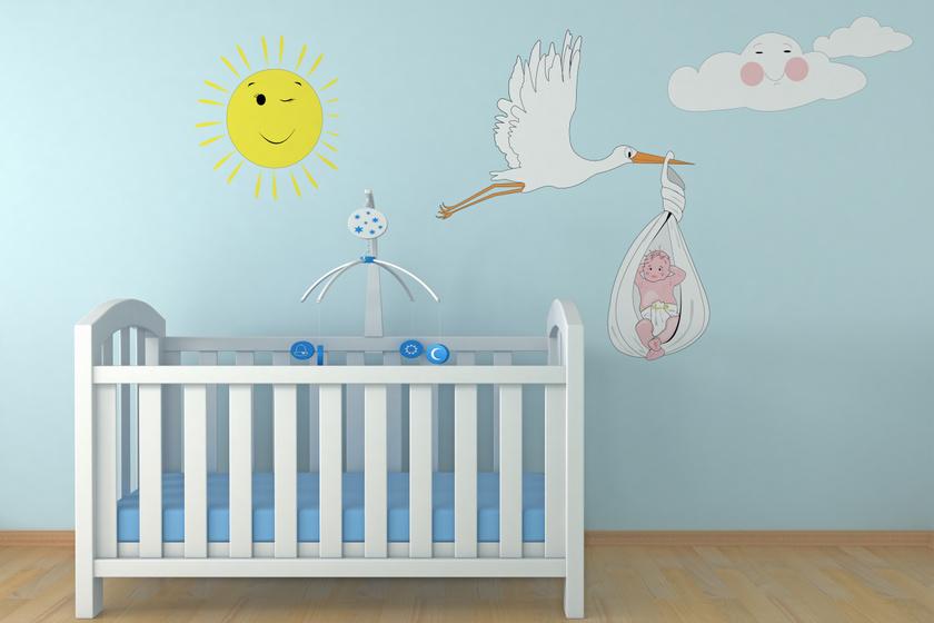 Miért pont a gólya hozza a kisbabát? Egyáltalán nem romantikus az eredeti történet