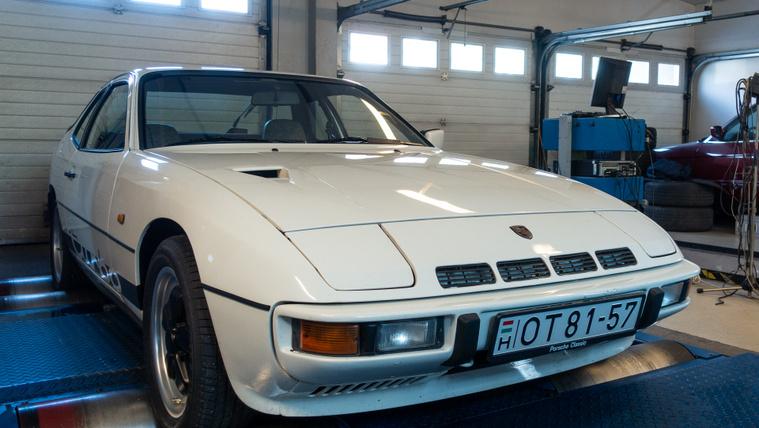 Egy igazán ritka Porsche, turbóval