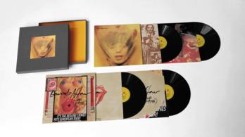 Jimmy Page is szerepel a  Rolling Stones őszre ígért kiadványában