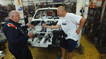 Egy legenda újjá születik, Renault 5 Turbo2
