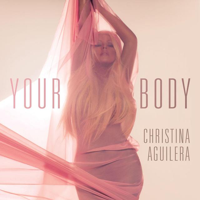"""Aguilera új albumának borítója - """"A te tested"""" címmel"""