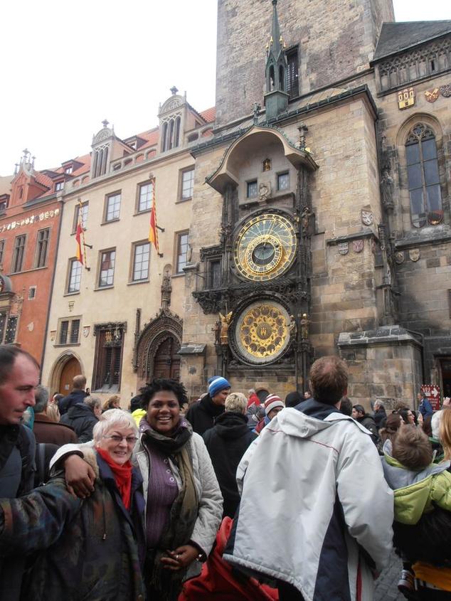 Az amerikaiakkal Prágában