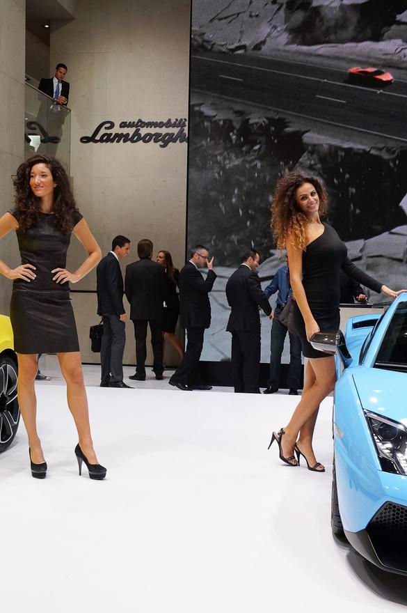 Lamborghiniék nem szaroztak