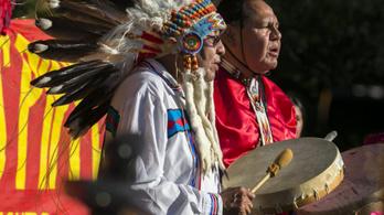 Egy nemi erőszak okán kapnak rezervátumot a krík indiánok