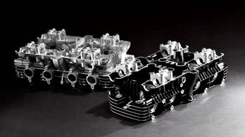 Újrakezdi a Kawasaki a Z1 hengerfejek gyártását