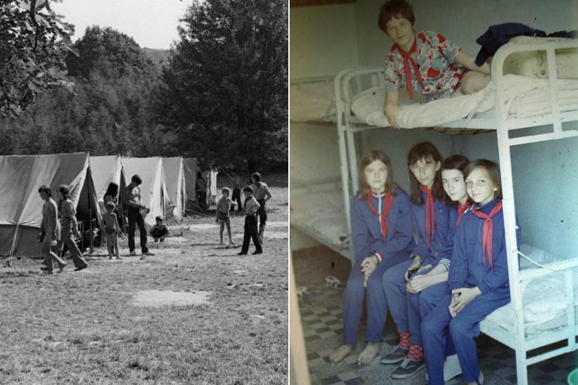 Ilyen volt úttörőnek lenni a 70-es, 80-as években: az úttörővasút kalauzai csak jeles tanulók lehettek