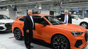 A kormány még mindig imádja pénzzel tömni a német autóipari cégeket
