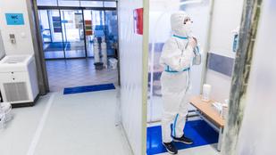 Hat újabb fertőzött, két beteg meghalt