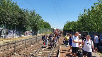 Negyvenperces késések is lehetnek Székesfehérvár felé egy lerobbant vonat miatt