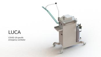 Betegeken is jól vizsgázott a magyar fejlesztésű lélegeztetőgép