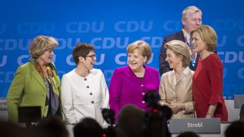 Minden cégnek és pártnak legyen női vezetője is?