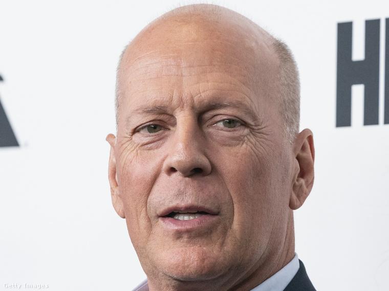 2. Bruce Willis