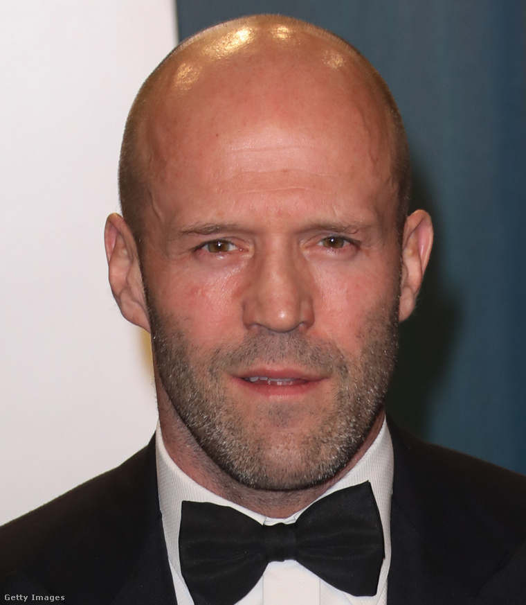 4. Jason Statham