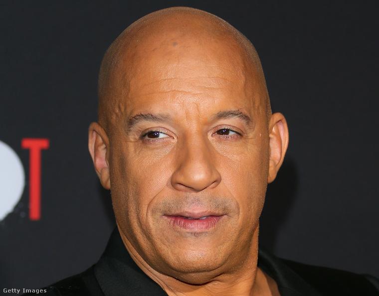 5. Vin Diesel
