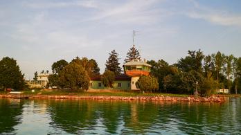 Épül az apartmanház, veszélyben a siófoki obszervatórium a Balaton legszebb telkén
