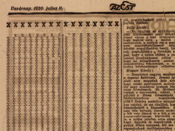 Az Est, 1920. július 11., 164. szám, 3. oldal