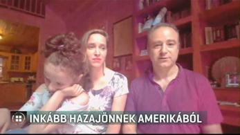 Budapestre költözik egy amerikai magyar család, mert szerintük itt jobban kezelik a járványt