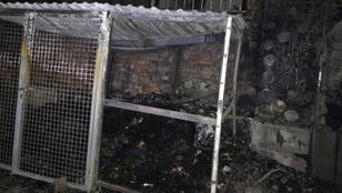 Felgyújtották egy ismert magyar divatcég varrodáját