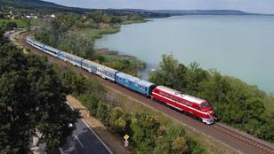 Fa dőlt a sínekre, állt a vonatközlekedés Balatonmáriafürdő és Balatonfenyves között