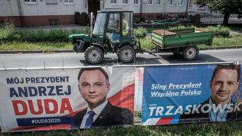Az illiberális állam a tétje a lengyel elnökválasztásnak