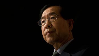 Megrázta Dél-Koreát a szöuli polgármester ügye