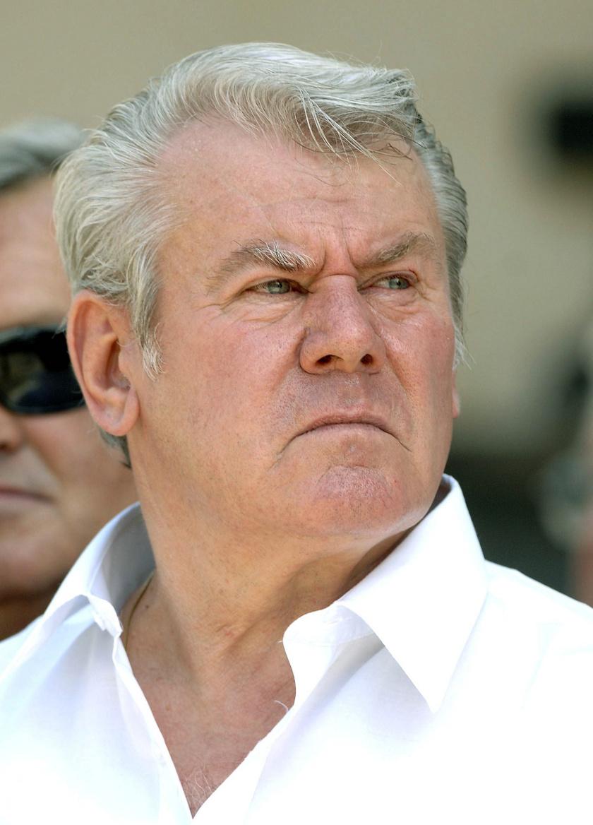 2007. augusztus 24-én sporttársa, Páncsics Miklós temetésén a Farkasréti temetőben.