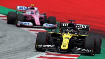 A Renault megóvta a Stájer Nagydíj végeredményét