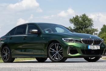 Egy BMW-nek ilyennek kell lennie
