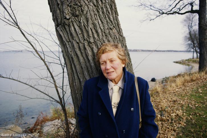 Szvetlána Wisconsinban 1989-ben