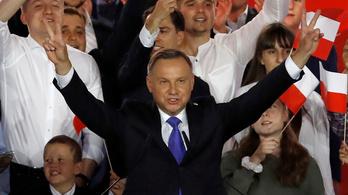 Duda megnyerte a lengyel elnökválasztást