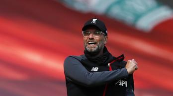 Klopp még négy szezont vállal, 2024-ben otthagyná a Liverpoolt