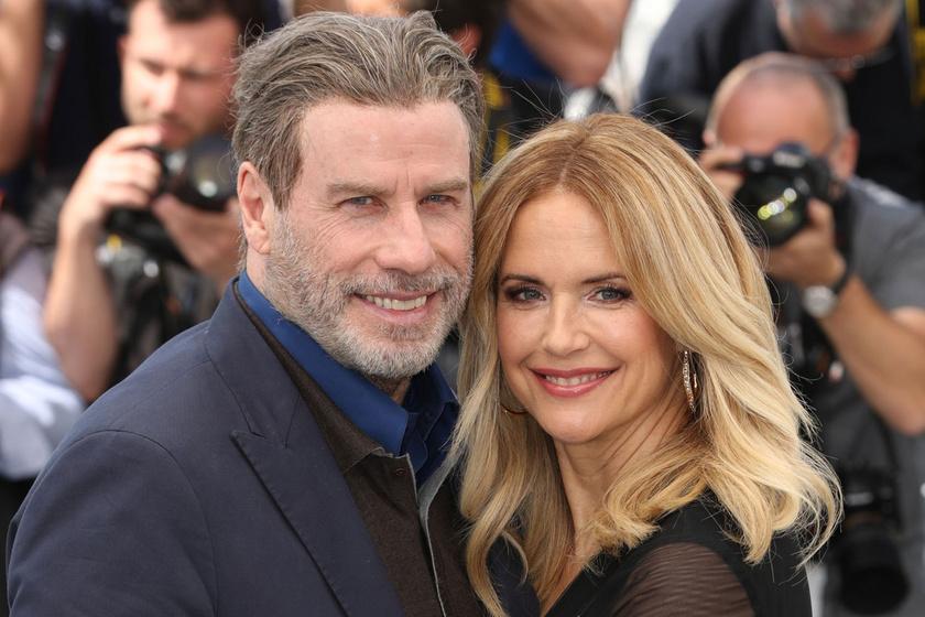 John Travolta és Kelly Preston megható, szerelmes fotói: 30 évig voltak együtt
