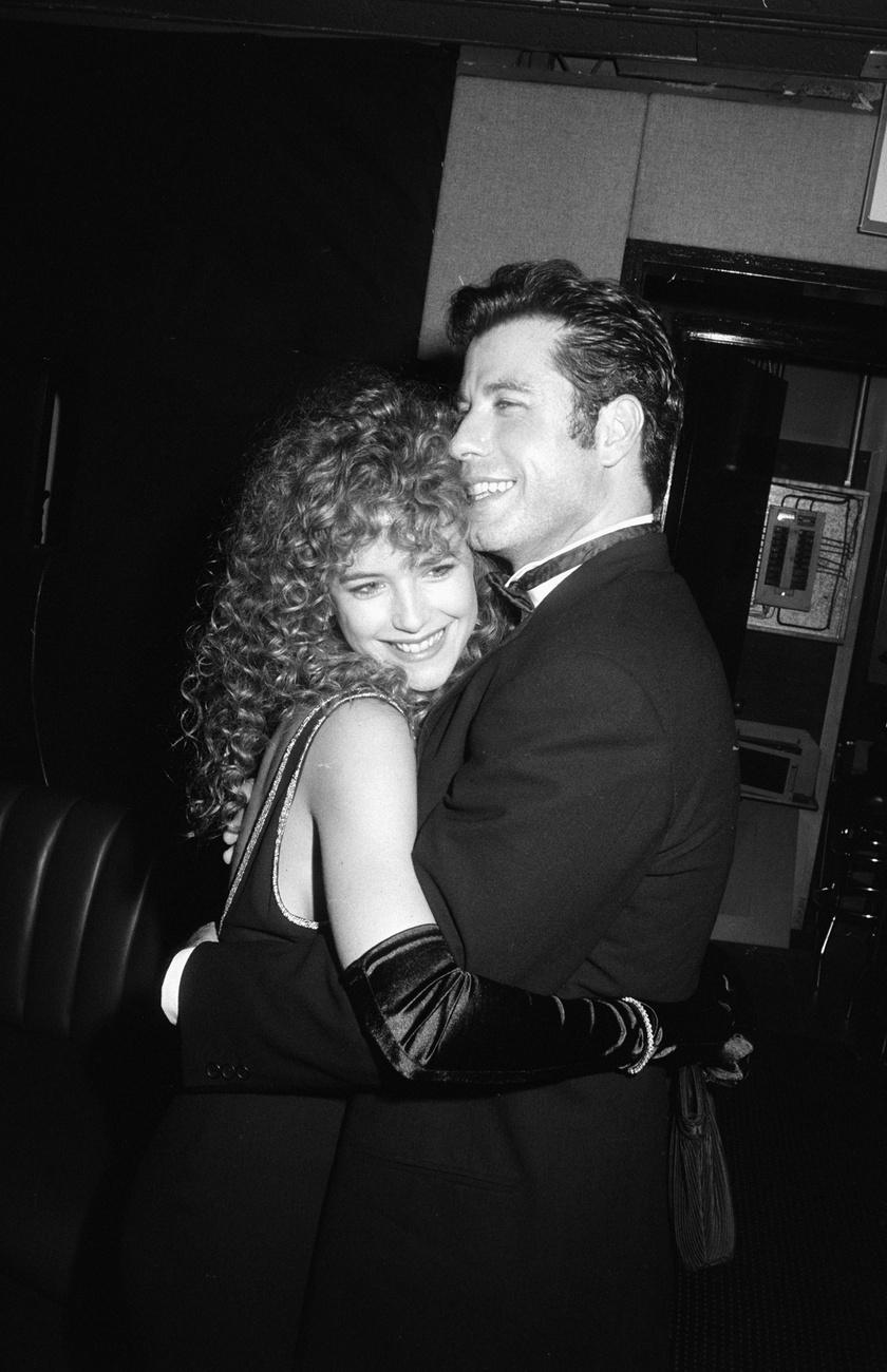 John Travolta és Kelly Preston a '90-es évek első számú álompárja voltak.