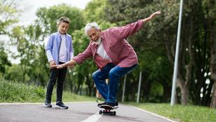 Tényleg annyi idősek vagyunk, amennyinek érezzük magunkat?