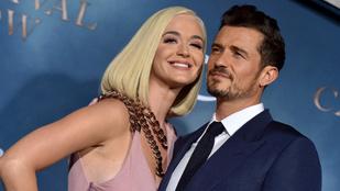 Kiderült, ki lesz Katy Perry és Orlando Bloom lányának a keresztanyja