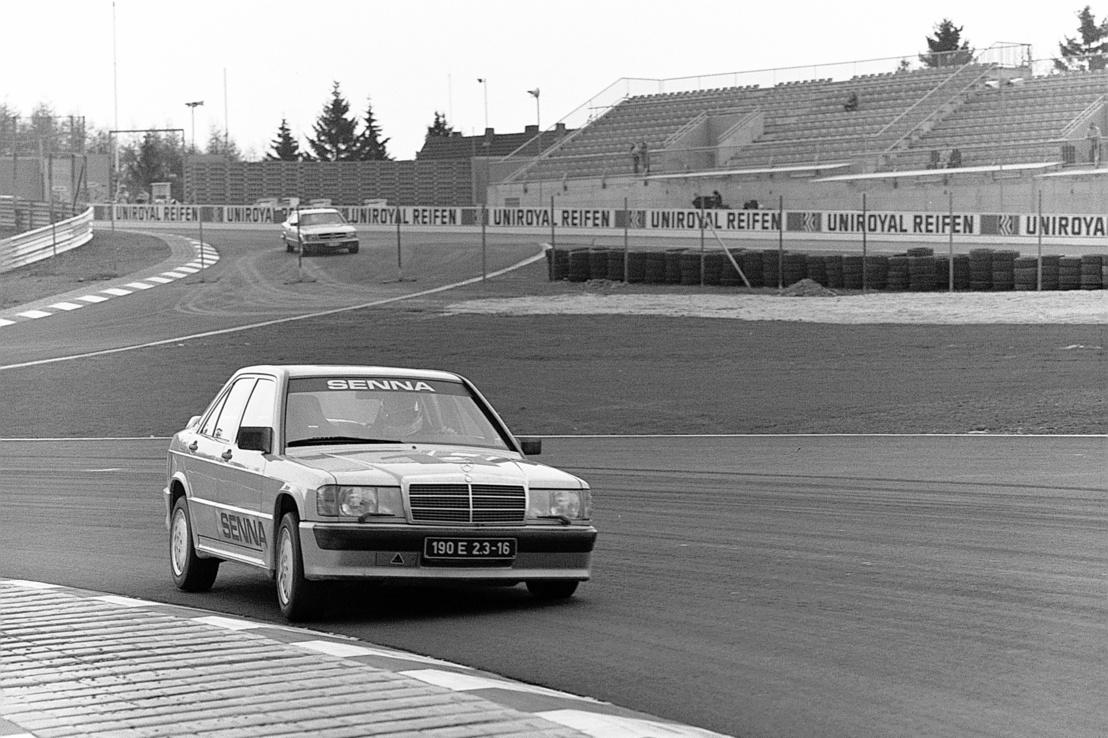 A Grand Prix verseny megnyitója 1984. május 12-én a Nürburgringben. 20 legjobb versenyző, 20 azonos, akkori új Mercedes-Benz 190 E 2.3-16 (W 201) modellben versenyzett, a futamot Ayrton Senna nyerte.