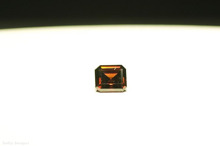 A Kazanjian vörös gyémánt