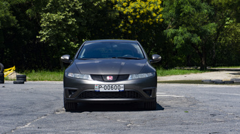 Használtteszt: Honda Civic VIII. 1.4 i-DSI i-Shift Entry - 2007.