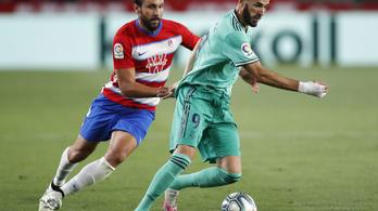Nyert a Real Madrid, tartja az előnyét a Barcelona előtt