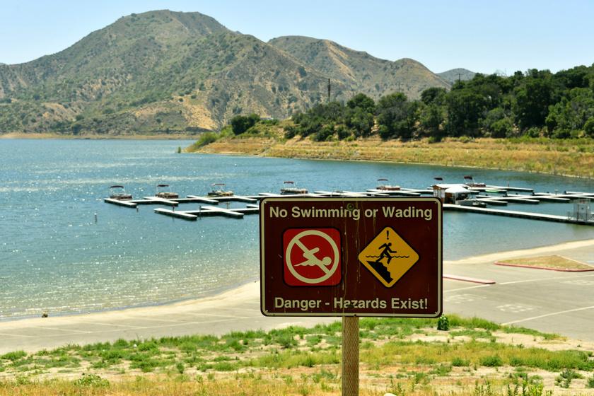 Ennél a tónál történt a tragédia.